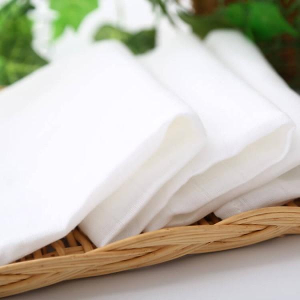 70cm x 70cm reuseable baby muslin cloth diaper