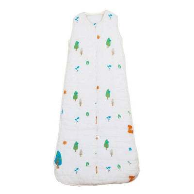 woodland cute animal baby sleeping bags winter