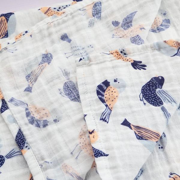 magpie bird best swaddle blankets for newborns