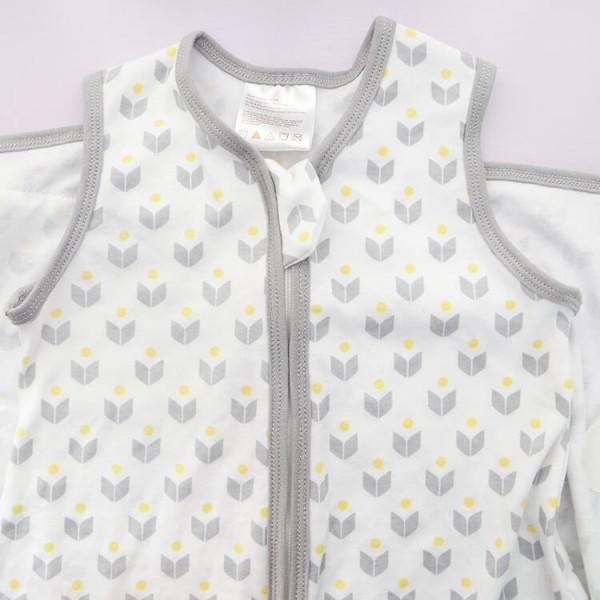 light gray baby wrap sleeping bags