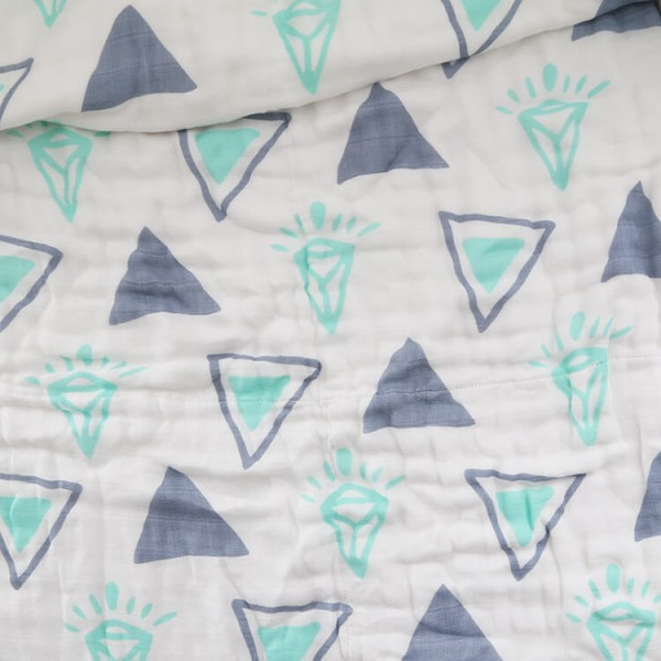 green diamond best muslin blankets
