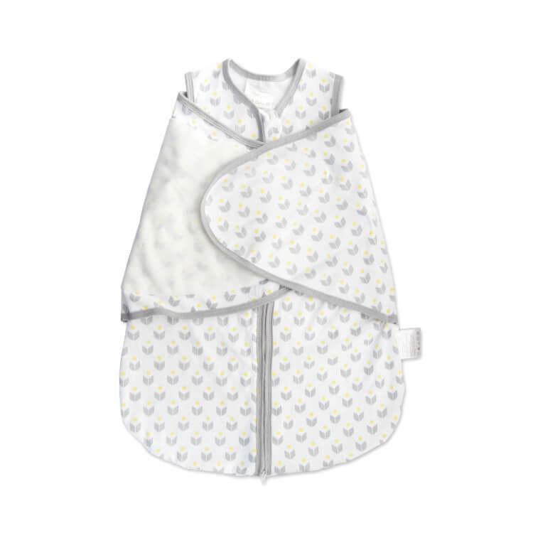 Light Gray Baby Wrap Sleeping Bags Changyi City Hongbo Textile Co