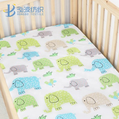 Boy Crib Sheet
