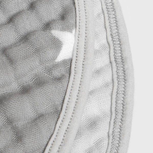 4-Layer Muslin Burp Cloths