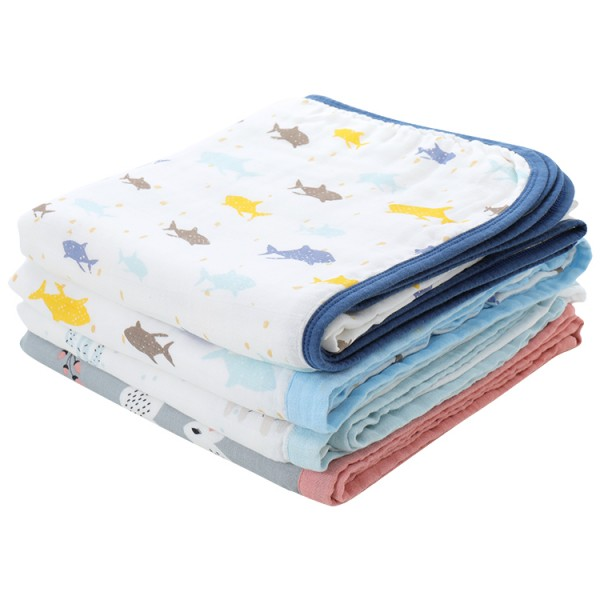 4-Layer Muslin Extra Large Quilt