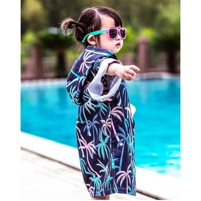 Super Absorbent Quick Dry Kids Hooded Towels