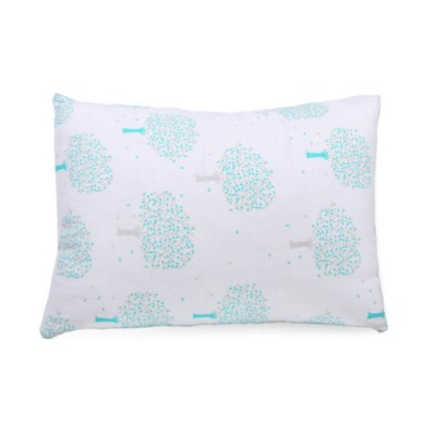 luck tree cotton muslin baby pillow case