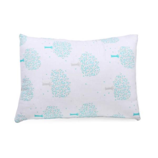 luck tree cotton muslin baby pillow case