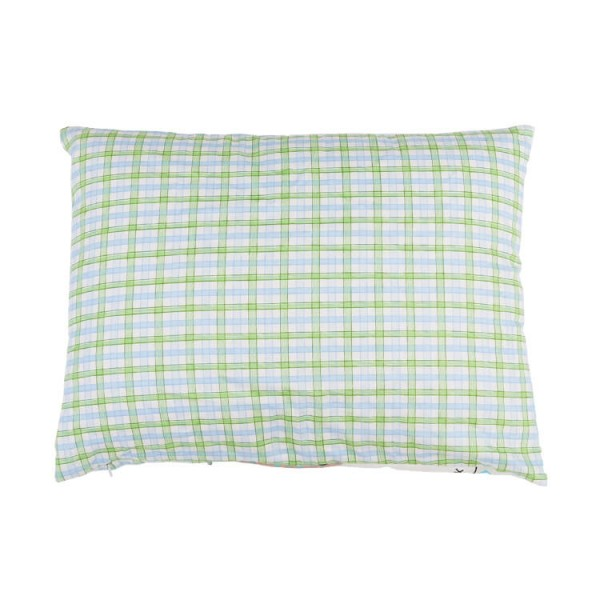 Green Elephant Infant Pillow Case