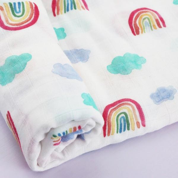Best Organic Muslin Swaddle Blankets