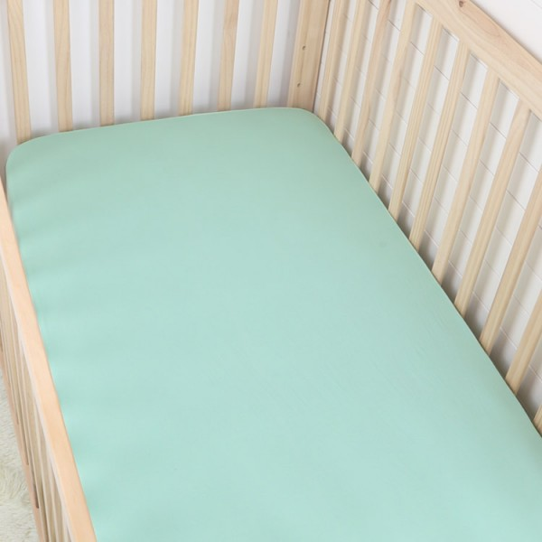 Customer Cotton Jersey Cot Cover