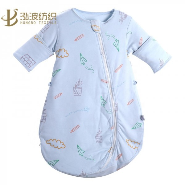 Unisex Baby Sleepsack Wearable Blanket M