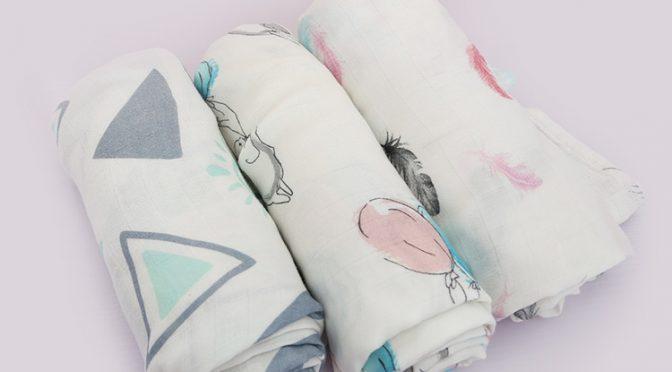 New design for swaddle blanket arrive