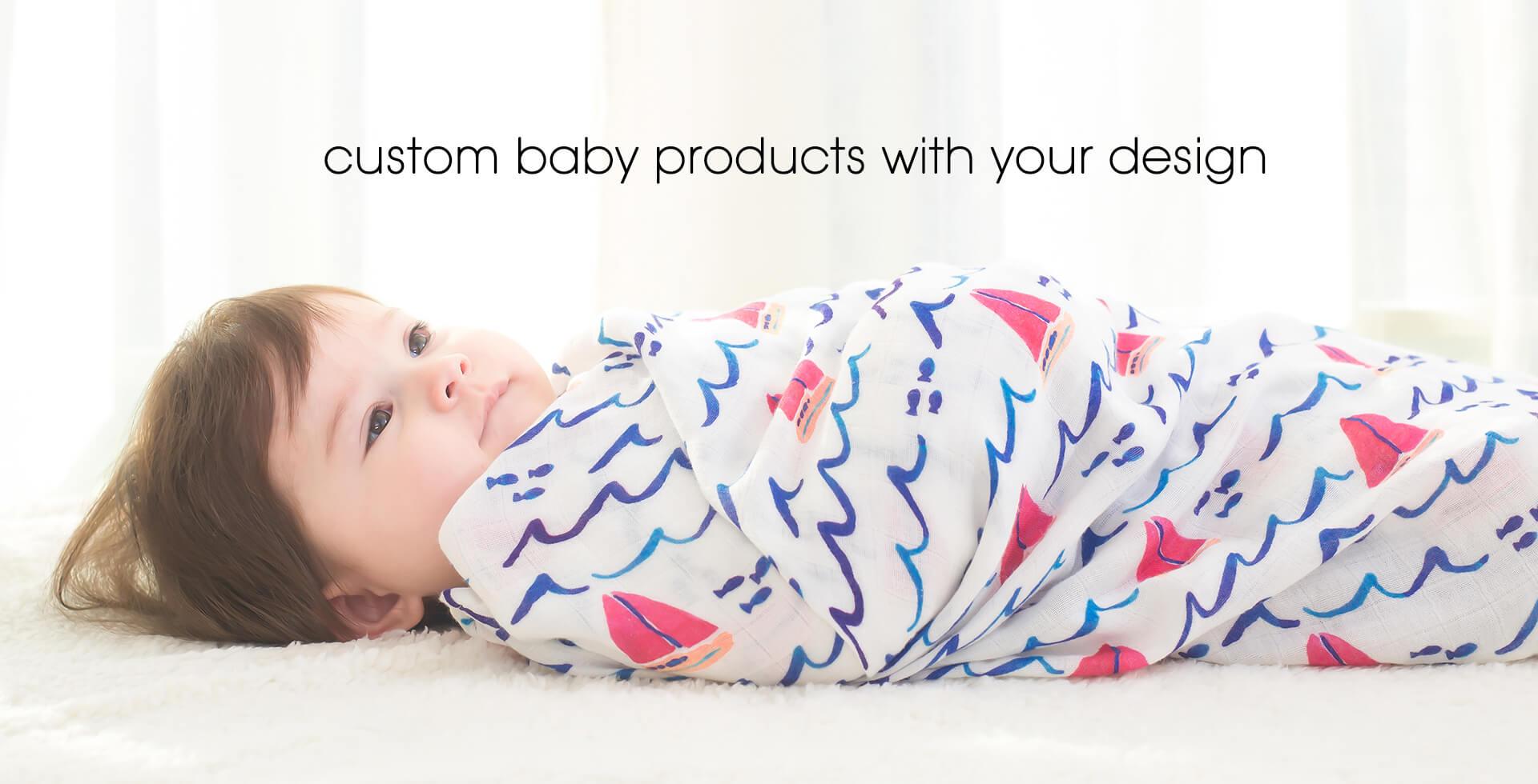 baby muslin blanket
